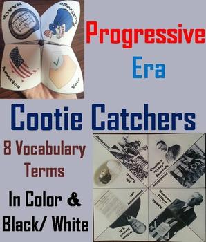 Progressive Era Unit Activity/ Foldable