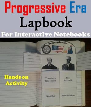 Progressive Era Unit Activity