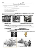 Progressive Era: Fill In Notes