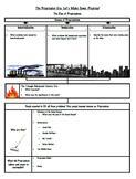 Progressive Era Graphic Organizer Note Sets
