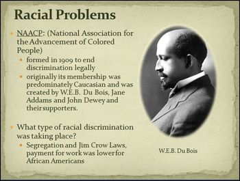 Progressive Era Ills of Society PowerPoint