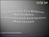 Progressive Era Muckrakers