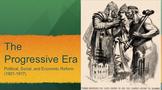 Progressive Era PPT - APUSH New Curriculum Framework - Period 7