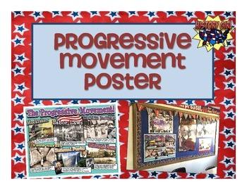 Progressive Era Poster