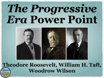Progressive Era Power Point