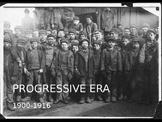 Progressive Era PowerPoint
