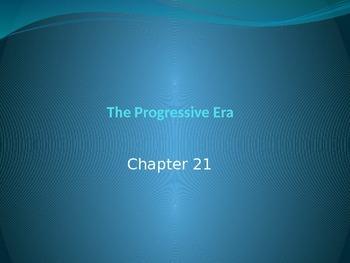 Progressive Era PowerPoint Presentation