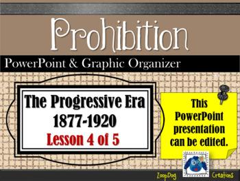 Progressive Era: Prohibition