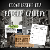 Progressive Era Reform Gallery & Letter