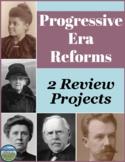 Progressive Era Reformers Review Project