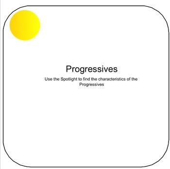 Progressive Era - Smartboard Station (SC History 8-5.8)
