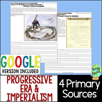 Progressive Era & U.S. Imperialism Primary Documents