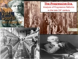 Progressive Era Unit Lesson Materials