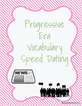 Dating vocabulary
