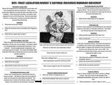 Progressive Era: Women's Movement, Amendments, Agrarian Movement