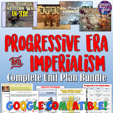 Progressive Era and Imperialism Unit Set