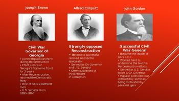 Progressive Era of Georgia