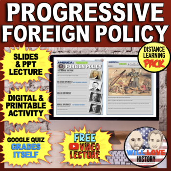 Progressive Foreign Policies Bundle