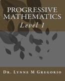 Progressive Math for K-2,Addition, Subtraction, Money, Tim
