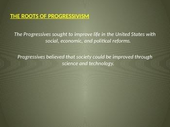 Progressive Movement