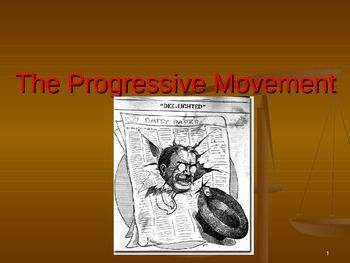 Progressive Movement Power Point