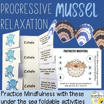 Progressive Muscle Relaxation Foldables