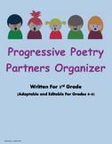 Progressive Poetry Partners Organizer