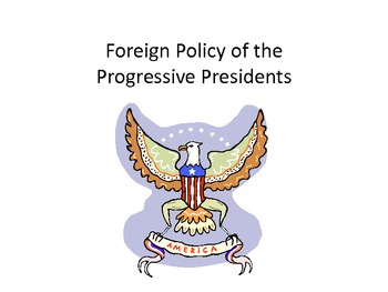 Progressive President Foreign Policy