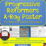 Progressive Leaders X-Ray Poster | Print & Digital | DISTA