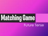 Spanish Future Tense Matching Game