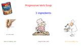 Progressive Verb Chant