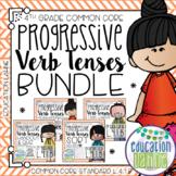 Progressive Verb Tense Bundle