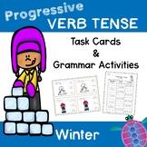 Progressive Verb Tense - Winter