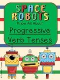 Progressive Verb Tenses - 4th Grade Common Core Aligned