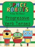 Progressive Verb Tenses - 4th Grade Common Core Aligned