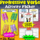 Progressive Verb Tenses Bundle