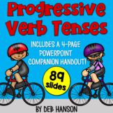Progressive Verb Tenses PowerPoint