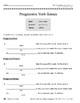 Progressive Verb Tenses (Take It to Your Seat Centers: Common Core Language)