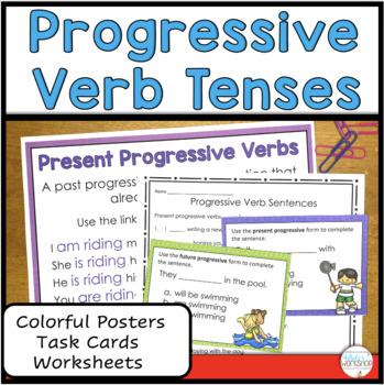 Progressive Verbs