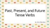 Progressive Verbs Review Cards