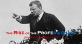 Progressivism & Mass Culture Unit -- Three Weeks -- Ppts.,