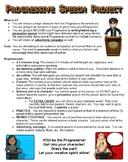 Progressivism Speech Project