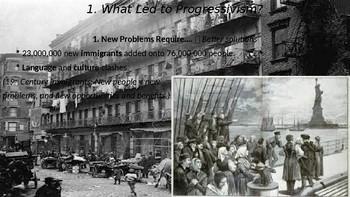 Progressivism and Mass Culture, Part I (1880-1920)