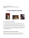 Project (Absolutism and Limited Constitutional Monarchy)-