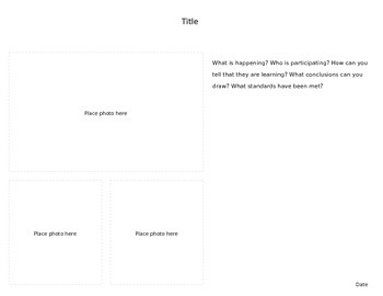 Project Approach Documentation Panel Templates