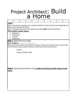 Project Architect: Calculating Perimeter