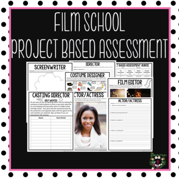 Project Based Learning | Media Literacy