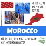 Project-Based French Language Learning: Meet Najet from Morocco