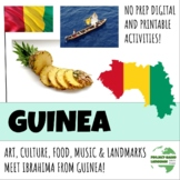 Project-Based Language Learning: Meet Ibrahima from Guinea