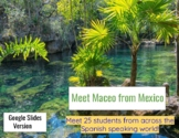 Project-Based Spanish Language Learning: Meet Maceo from M